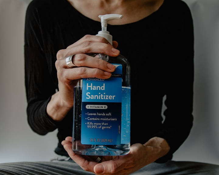 Alcohol Hand Sanitizers