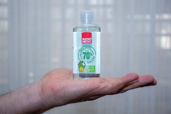 Alcohol-based Hand Sanitizer