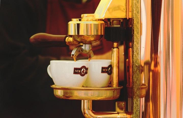 Steel Espresso
